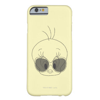 Coque iPhone 6 Barely There Tweety avec des nuances