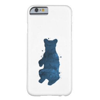 Coque iPhone 6 Barely There Un ours