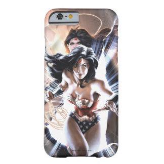 Coque iPhone 6 Barely There Variante comique de la couverture #609 de femme de