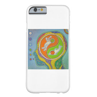 Coque iPhone 6 Barely There vegan yin yang