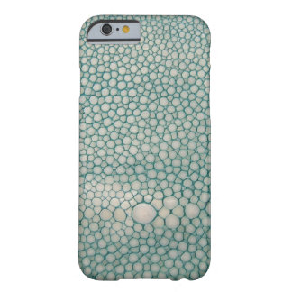 Coque iPhone 6 Barely There Vert de Shagreen Seafoam