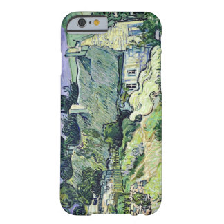 Coque iPhone 6 Barely There Vincent van Gogh | a couvert des cottages de