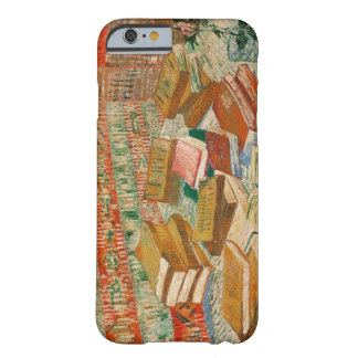 Coque iPhone 6 Barely There Vincent van Gogh | les livres jaunes, 1887
