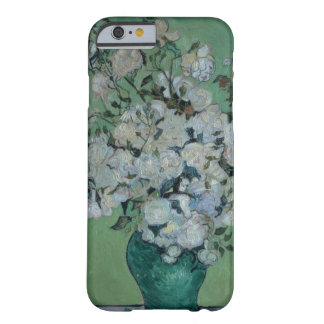Coque iPhone 6 Barely There Vincent van Gogh | un vase de roses, 1899