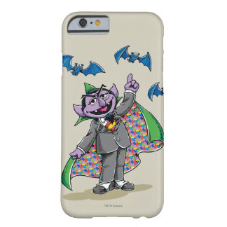 Coque iPhone 6 Barely There Vintage Count von Count