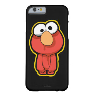 Coque iPhone 6 Barely There Zombi d'Elmo