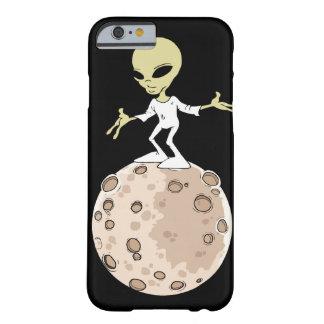 """Coque Iphone 6 et 6S """"Alien sur planète"""""""