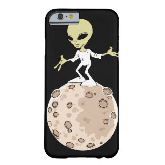 "Coque Iphone 6 et 6S ""Alien sur planète"" Coque iPhone 6 Barely There"