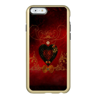 Coque iPhone 6 Incipio Feather® Shine Amour, coeurs merveilleux