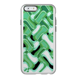 Coque iPhone 6 Incipio Feather® Shine Cas sage et en ivoire de l'iPhone 6/6s d'éclat de