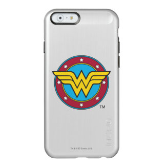 Coque iPhone 6 Incipio Feather® Shine Cercle de la femme de merveille | et logo