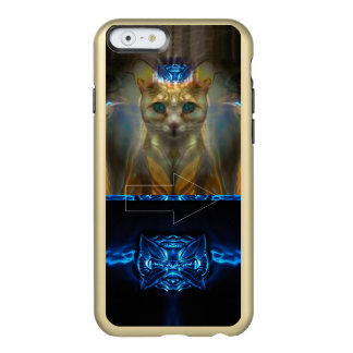 Coque iPhone 6 Incipio Feather® Shine Chat royal