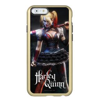 Coque iPhone 6 Incipio Feather® Shine Chevalier de Batman Arkham | Harley Quinn avec la
