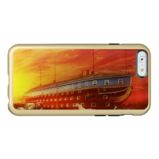Coque iPhone 6 Incipio Feather® Shine Chrétien - l'arche de Noé - le début