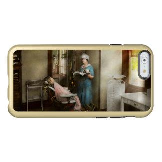 Coque iPhone 6 Incipio Feather® Shine Dentiste - le patient est une vertu 1920