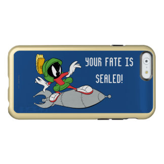 Coque iPhone 6 Incipio Feather® Shine MARVIN le MARTIAN™ montant Rocket