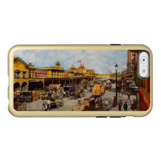 Coque iPhone 6 Incipio Feather® Shine Ville - NY - il y a cent quelques années 1900