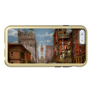 Coque iPhone 6 Incipio Feather® Shine Ville - PA Philadelphie - large rue 1905