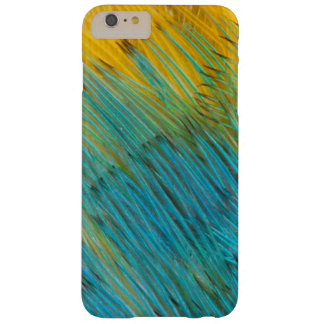 Coque iPhone 6 Plus Barely There Abrégé sur plume de perroquet d'Amazone