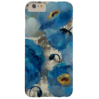 Coque iPhone 6 Plus Barely There Aigue-marine florale