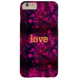 Coque iPhone 6 Plus Barely There Amour