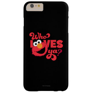 Coque iPhone 6 Plus Barely There Amour Elmo