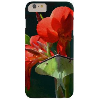 "Coque iPhone 6 Plus Barely There ""Anticipation de la peinture de mite de Luna de"