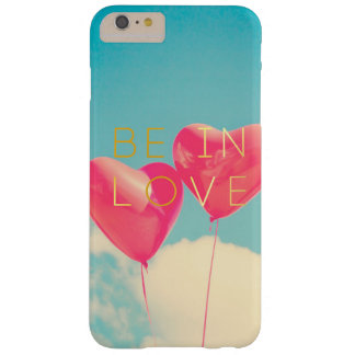 Coque iPhone 6 Plus Barely There Be in love