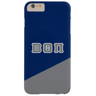 Coque iPhone 6 Plus Barely There Bêtas lettres de Grec du thêta pi |