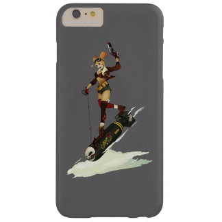 Coque iPhone 6 Plus Barely There Bombes de Harley Quinn de pin-up