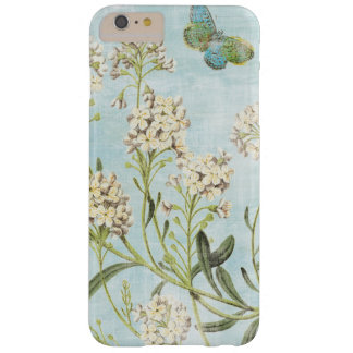Coque iPhone 6 Plus Barely There Botanique bleu