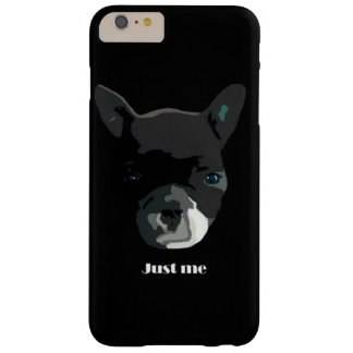 Coque iPhone 6 Plus Barely There bouledogue Just me
