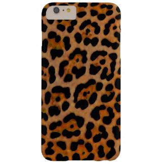 Coque iPhone 6 Plus Barely There Caisse orange de Jaguar