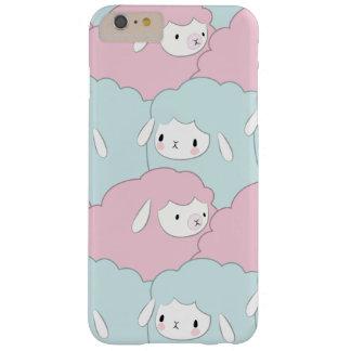 Coque iPhone 6 Plus Barely There Cas de téléphone de motif de moutons