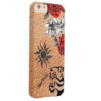 Coque iPhone 6 Plus Barely There Cas de téléphone de tatouage