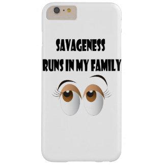 Coque iPhone 6 Plus Barely There Cas doux de téléphone