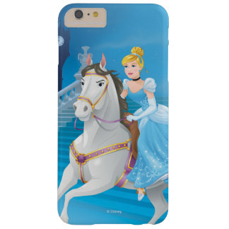 Coque iPhone 6 Plus Barely There Cendrillon   ont le courage