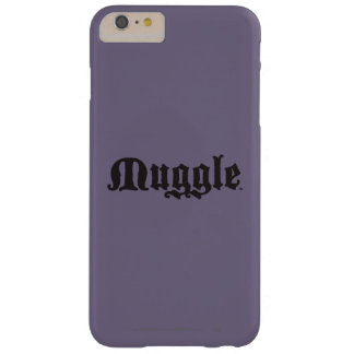 Coque iPhone 6 Plus Barely There Charme | Muggle de Harry Potter