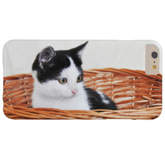 Coque iPhone 6 Plus Barely There Chaton dans le panier
