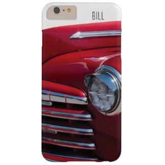 Coque iPhone 6 Plus Barely There Chrome 1946 de berline de la livraison