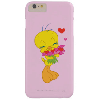 Coque iPhone 6 Plus Barely There Coeurs de Tweety