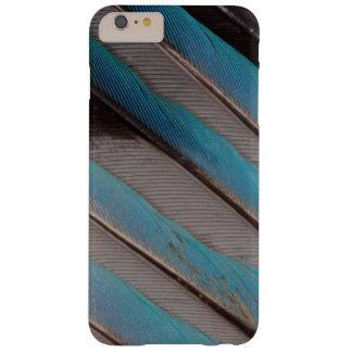 Coque iPhone 6 Plus Barely There Conception diagonale de plume d'aile