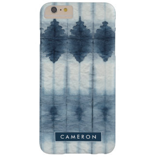 Coque iPhone 6 Plus Barely There Copie de Shibori Indigio