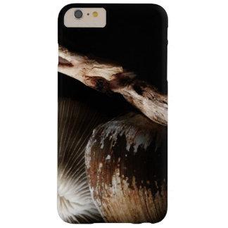 Coque iPhone 6 Plus Barely There corail de champignon sec, coquille, bord de la mer