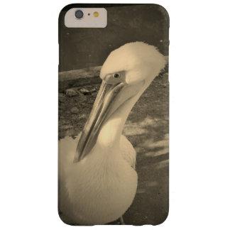 Coque iPhone 6 Plus Barely There Couvertures de téléphone de pélican par Jane