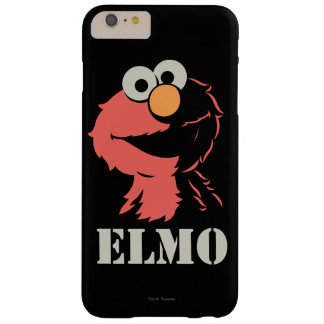 Coque iPhone 6 Plus Barely There Elmo demi