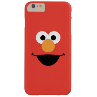 Coque iPhone 6 Plus Barely There Elmo font face à l'art