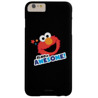 Coque iPhone 6 Plus Barely There Elmo impressionnant