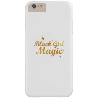 Coque iPhone 6 Plus Barely There Femme forte de la Reine africaine magique noire de