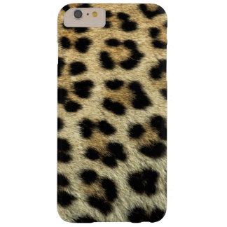 Coque iPhone 6 Plus Barely There Fermez-vous des taches de léopard, Afrique